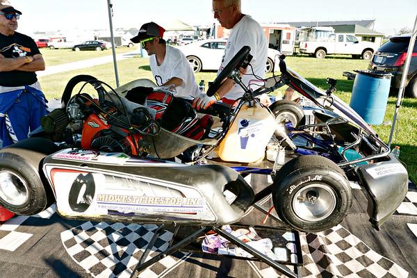 USAC Karting at IMS