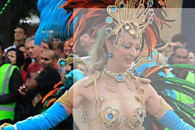 London Carnival 2012