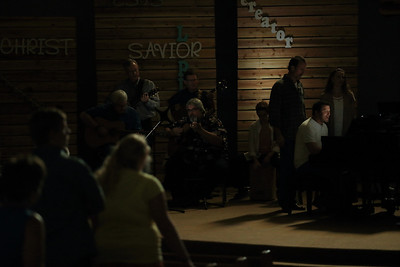 Church at the Crossing - Service - 6/8/14