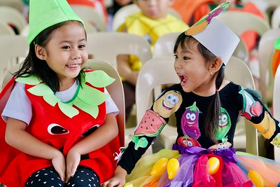 Preschool Nutrition Month 2019