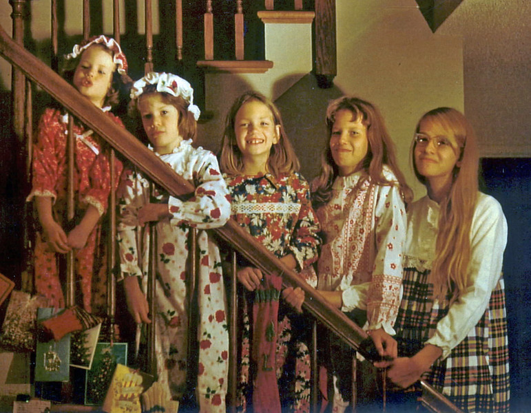 1970 new nightgowns