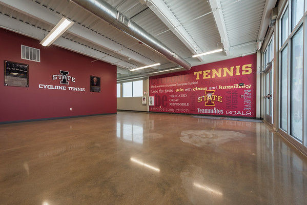 Bruce McKee Indoor Tennis Complex