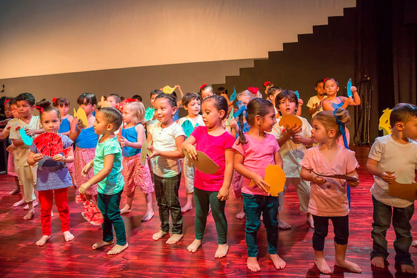 Festival Cultural Casa de Niños San Lorenzo 2015