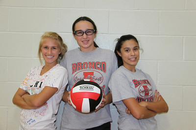 8th Volleyball vs. Cross Timbers (9/1)