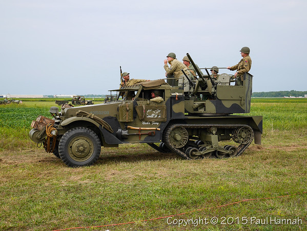2015 TOM - Military Vehicles and WW2 Battle Reenactment