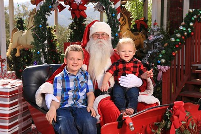Santa's Treehouse 12/3/17 1pm-4pm