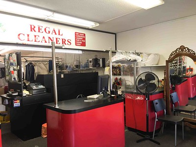 DRY CLEANERS GLENDALE