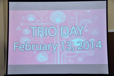 National TRIO Day Banquet Feb 13, 2014