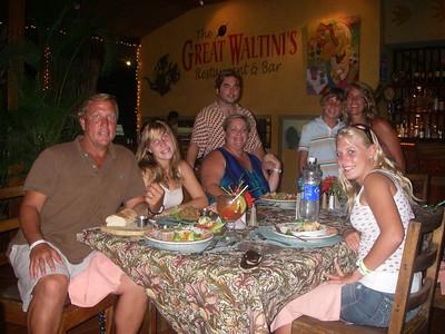VICKI'S SKINNER FAMILY TRIP TO COSTA RICA 8/06