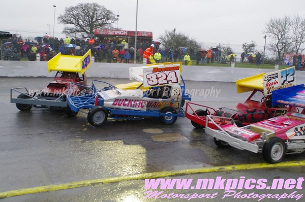 V8 Hot Stox, Northampton 13 April 2013