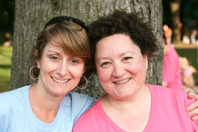 Susan Fox and Rachel Maurer (your PSP Website Team)