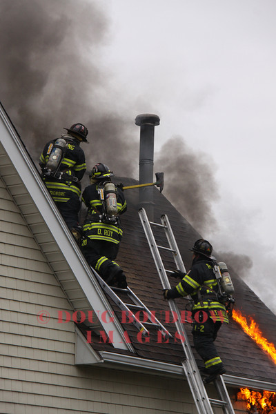 Stoneham, MA - 3rd Alarm, 65 Spring Street, 10-26-11