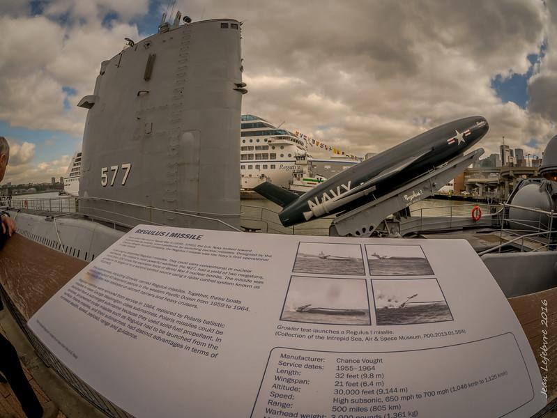 Regulus II Nuclear Missile (1960s)