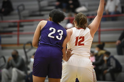GIRLS BASKETBALL Andrean VS Merrillville 2020