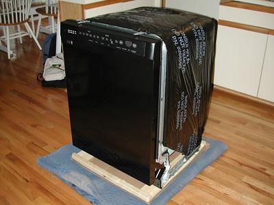2001.08 Kenmore Elite Dishwasher
