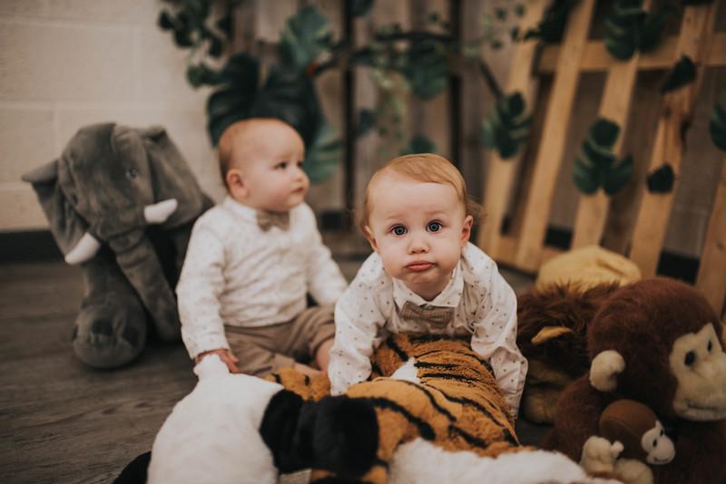 FREDDIE & LEO 1st BIRTHDAY