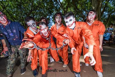 Zombie Walk Sydney 2018