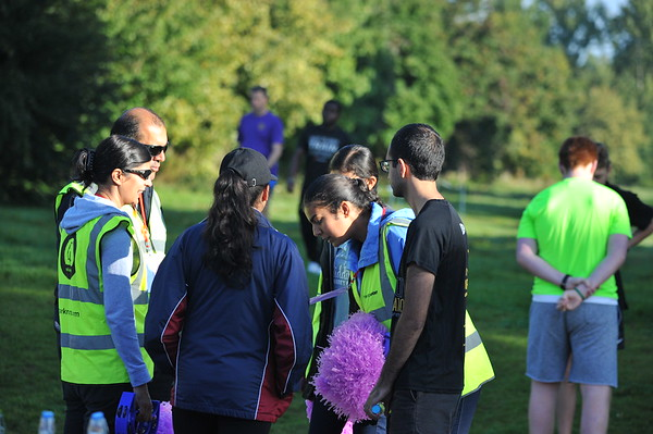 Eastleigh parkrun #378 - 16/9/17