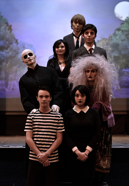 The Addams Family: November 11 Performance