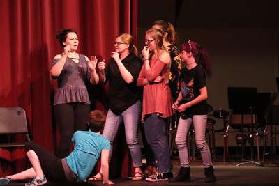 OHS comedy team 5/7/18