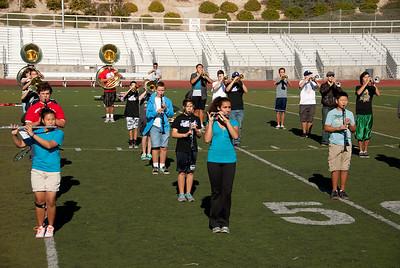 2013-10-28 Saturday Rehearsal