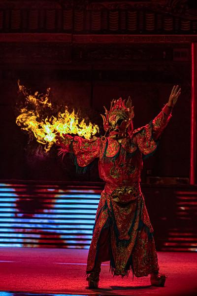 Sichuan Opera Show, Chengdu