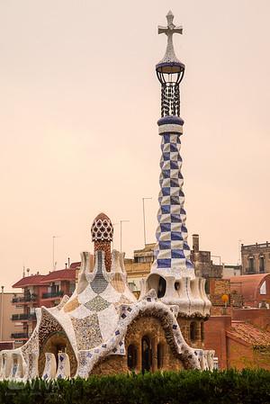 Barcelona VII - Parc Guell y alrrededores