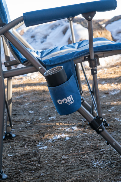 Gobi Heat | Heated Camp Chair (Selects)
