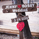 Jennifer and Bobby wedding