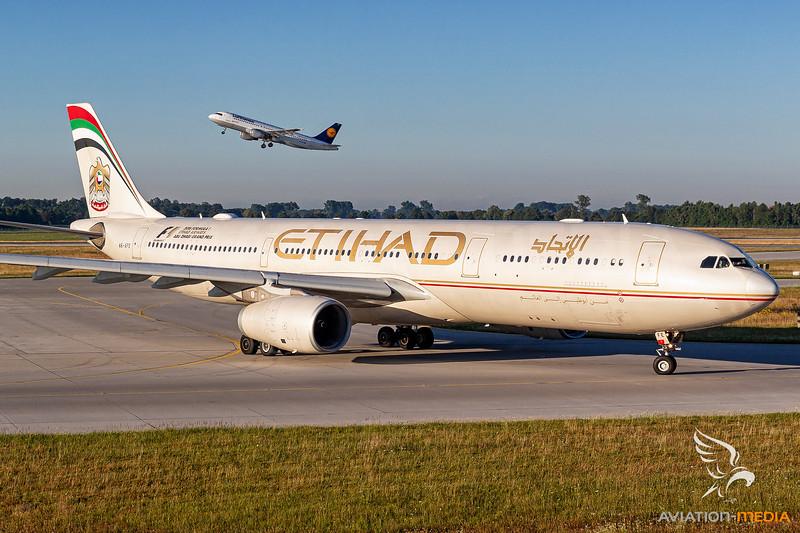 Etihad Airways / Airbus A330-300 / A6-AFE