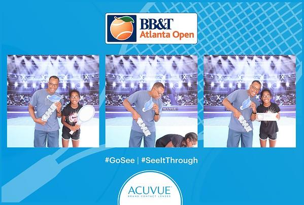 Prints - Acuvue - BB&T Atlanta Open