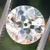 1.13ct Old European Cut Diamond GIA J SI1 0