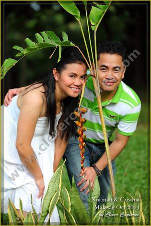 Norman and Cristina - Prenuptial