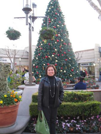 Christmas Weekend SF 2009