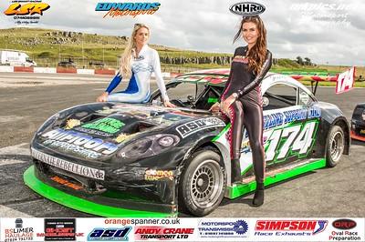 National Hot Rod Grid Girls Buxton 2019
