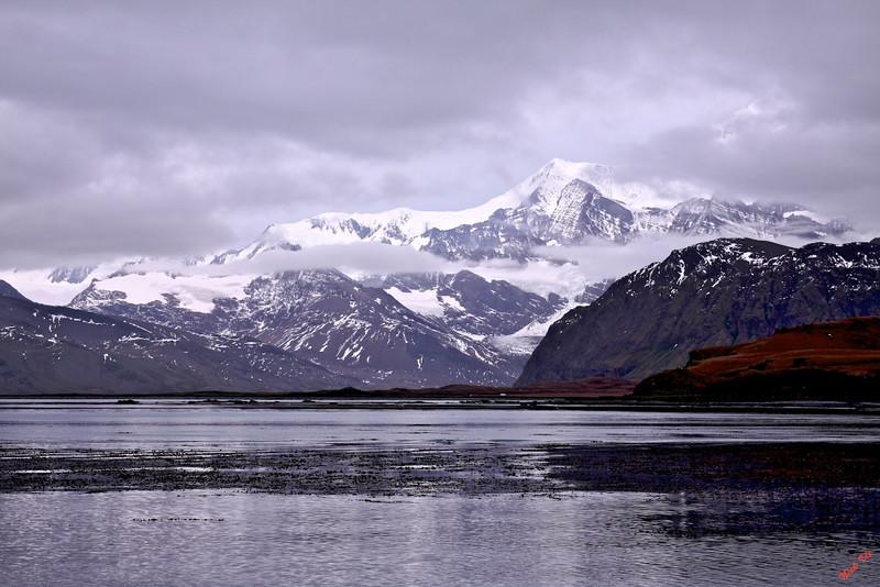 Cumberland Bay, Grytviken, South Georgia.  Population: 3