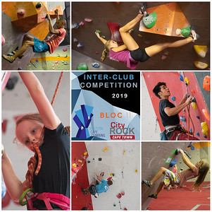 2019 Western Cape Inter Club Climbing Competition