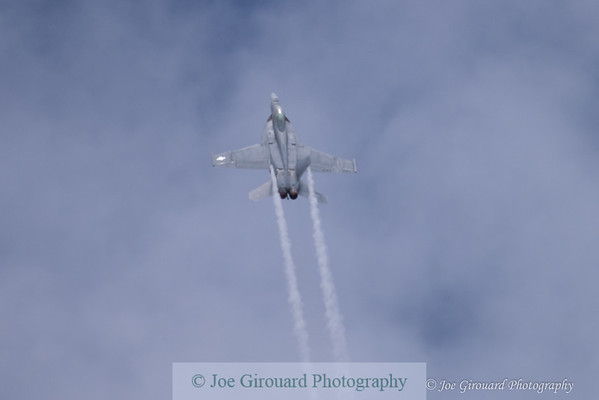 U.S. NAVY TAC DEMO Team F18