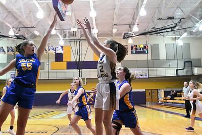Lady Laker Basketball vs Bolivar