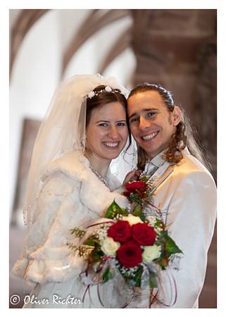 Maykel und Hannah