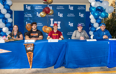 Signing Day 2-7-18