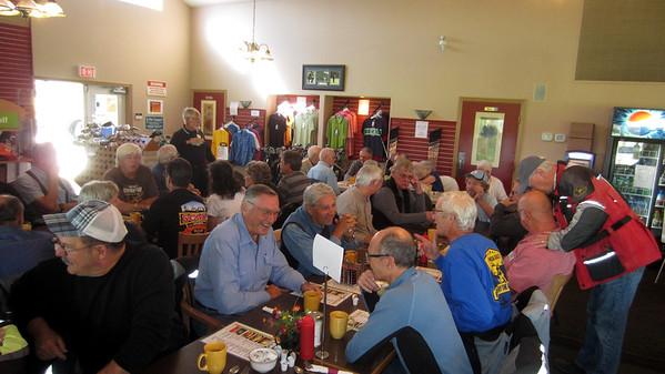 Sept 2014 - Kamloops Breakfast Ride