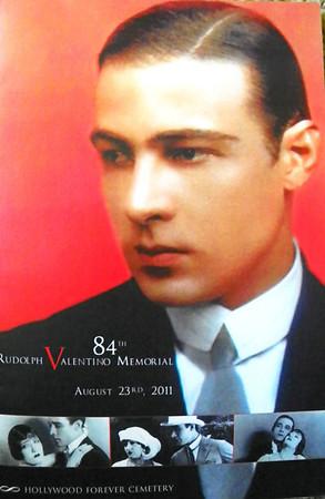 Valentino Memorial Service