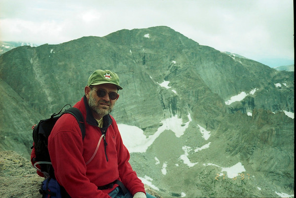 Longs Peak 1993
