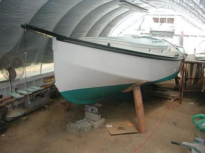 catboat launch