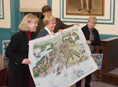HAF 300th Tapestry Nov 2009
