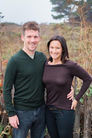 Chris and Christine