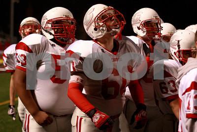 10/19/2012 - Playoffs - Carthage @ Nottingham - Nottingham Sr. High School, Syracuse, NY