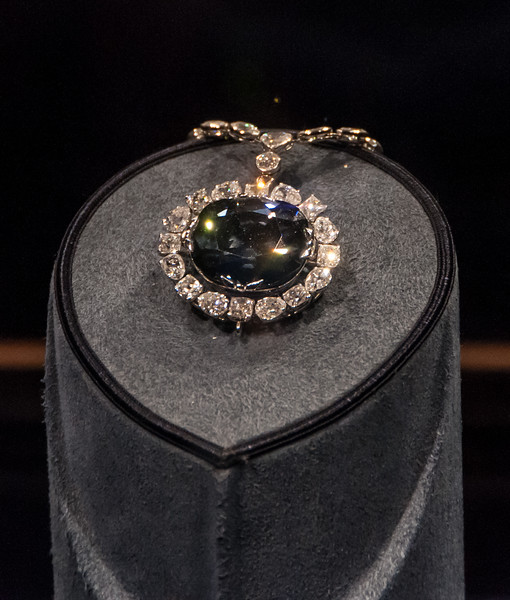 The Hope Diamond - National Museum of Natural History