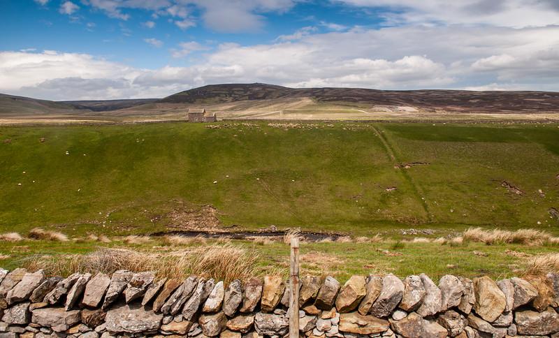 North Pennines moorland